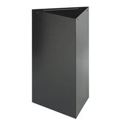 SFC9551BL - SafcoTrifecta™ Waste Receptacle
