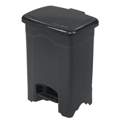 SFC9710BL - SafcoPlastic Step-On Receptacle
