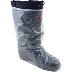 SFZBPD5-XL-5E - Safety ZoneClear Polyethylene Boot Covers