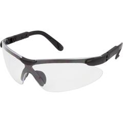 SFZES-32BKCL - Safety ZoneWrap Around Protective Eye Wear