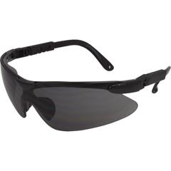 SFZES-32BKSM - Safety ZoneWrap Around Protective Eye Wear