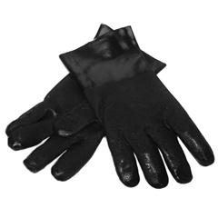 SFZGPBJ-10-2R-6P - Safety ZoneDouble Dipped PVC Gloves - Medium