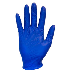 SFZGRDL-SM-1 - Safety ZoneLightly Powdered Latex Gloves - Small