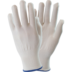 SFZGSPN-A - Safety ZoneThermal Knit Liner, Lint Free Inspection Glove