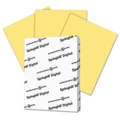 SGH055300 - Springhill® Digital Index Color Card Stock
