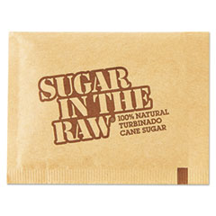 SGR827749 - Office Snax Sugar in the Raw Sugar Packets