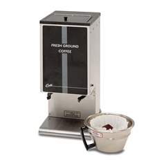 WCSSHG-10 - Wilbur CurtisCoffee Grinder, Single, 6 lbs. Hopper