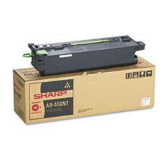 SHRAR450NT - Sharp AR450NT Toner, 27000 Page-Yield, Black