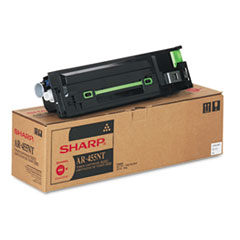 SHRAR455NT - Sharp AR455NT Toner, 35000 Page-Yield, Black