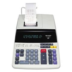 SHREL1197PIII - Sharp® EL1197PIII Two-Color Printing Desktop Calculator