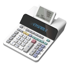 SHREL1901 - Sharp® EL-1901 Paperless Printing Calculator with Check and Correct