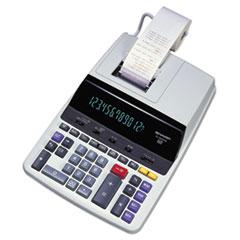 SHREL2630PIII - Sharp® EL2630PIII Two-Color Printing Calculator