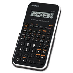 SHREL501XBWH - EL-501XBWH Scientific Calculator