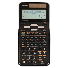 SHRELW516TBSL - Sharp® ELW516TBSL Scientific Calculator