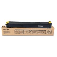 SHRMX31NTYA - Sharp MX31NTYA Toner, 15,000 Page-Yield, Yellow