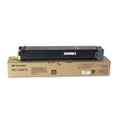 SHRMXC40NTB - Sharp MXC40NT1 Toner, 10,000 Page-Yield, Black