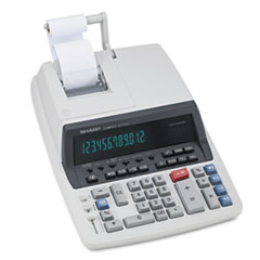 SHRQS2770H - Sharp® QS2770H Two-Color Commercial Ribbon Printing Calculator