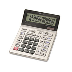 SHRVX2128V - Sharp® VX2128V Commercial Desktop Calculator