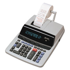 SHRVX2652H - Sharp® VX2652H Two-Color Printing Calculator