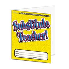 SHS0439503930 - Scholastic Substitute Teacher Essential Folder