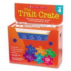 SHS0439687349 - Scholastic The Trait Crate