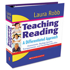 SHS054506449X - Scholastic Teaching Reading: A Differentiated Approach