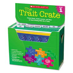 SHS0545074711 - Scholastic The Trait Crate
