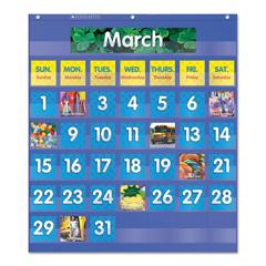 SHS511479 - Scholastic® Monthly Calendar Pocket Chart
