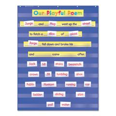 SHS511500 - Scholastic® Standard Pocket Charts