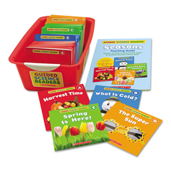 SHS556150 - Scholastic Guided Science Readers