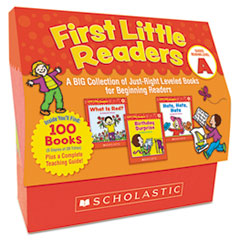 SHSSC522301 - Scholastic First Little Readers