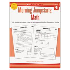 SHSSC546417 - Scholastic Morning Jumpstarts: Math