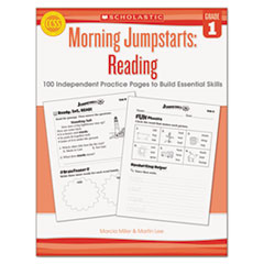 SHSSC546420 - Scholastic Morning Jumpstarts: Reading