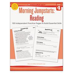 SHSSC546423 - Scholastic Morning Jumpstarts: Reading