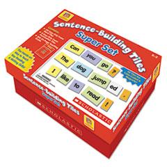 SHSSC990927 - Scholastic Sentence-Building Tiles Super Set