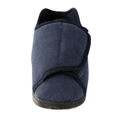 SIL101000702 - Silverts - Womens Extra Extra Wide Width Adaptive Slippers