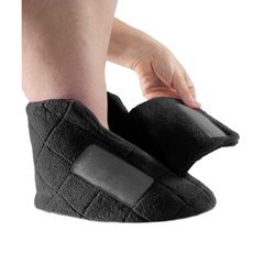 SIL103900306 - Silverts - Extra Wide Swollen Feet Slippers