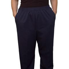 SIL134110202 - SilvertsWomens Winter Weight Elastic Waist Pants