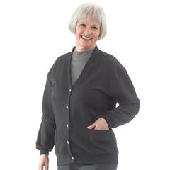 SIL136901204 - SilvertsWomens Fleece Cardigan