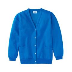 SIL136901303 - SilvertsWomens Fleece Cardigan