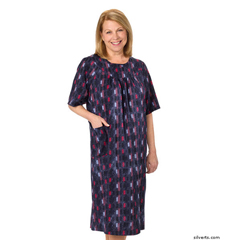 SIL210000704 - SilvertsWomens Adaptive Open Back Dress