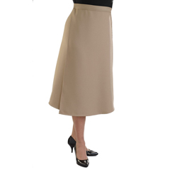 SIL230101003 - Silverts - Adaptive Arthritis Wrap Around Skirt With Adjustable Closure