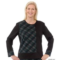 SIL231000202 - Silverts - Womens Fashion Adaptive Top