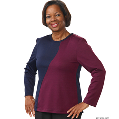 SIL231910202 - Silverts - Adaptive Tops For Women