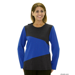 SIL231910602 - Silverts - Adaptive Tops For Women