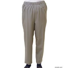 SIL232310902 - Silverts - Womens Arthritics Adaptive Pants