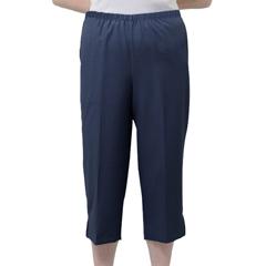 SIL233400603 - Silverts - Womens Adaptive Capri Pants
