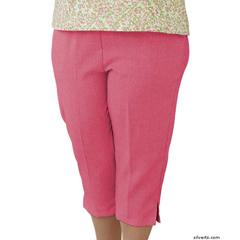 SIL233440301 - Silverts - Adaptive Capri Pants