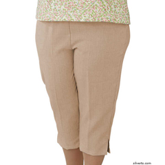 SIL233430402 - Silverts - Adaptive Capri Pants
