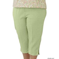 SIL233440502 - Silverts - Adaptive Capri Pants